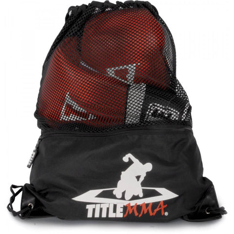 Title MMA Valor Black Sack Pack - Main