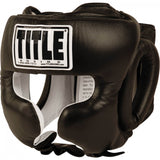 Title Pro Traditional Headgear - Angle 2