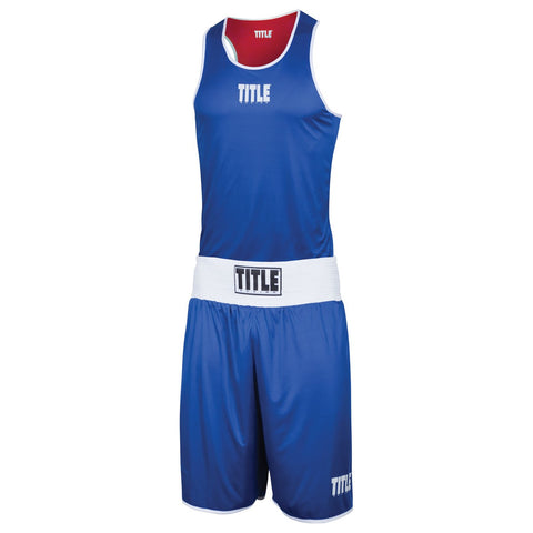 Title Reversible Boxing Set - Main