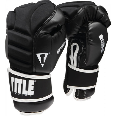 Title Sculpted Foam Sparring Gloves - Main