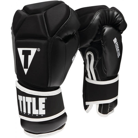 Title Sculpted Foam Training Gloves - Main