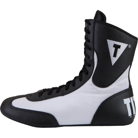 Title Speed-Flex Encore Mid Boxing Boots - Double Color - Main