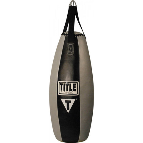 Title 60 lb Tear Drop Heavy Bag - Main