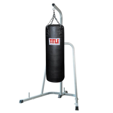 Title Revolution Heavy Bag Stand - Main