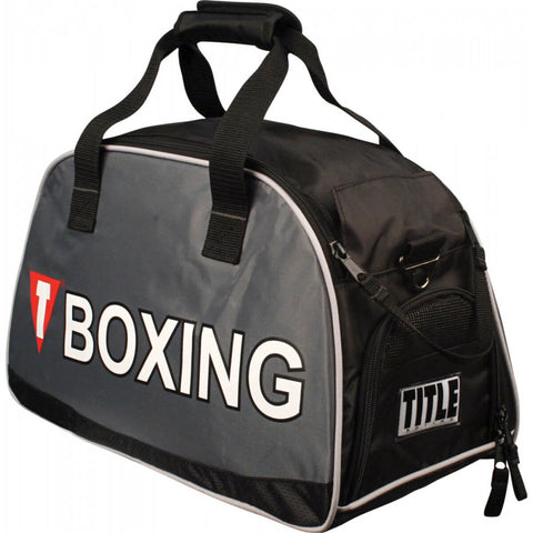 Title Boxing Coach's Equipment Bag - Main