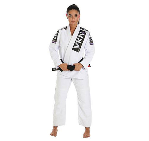 Vulkan VKN Pro Light Women's Brazilian Jiu Jitsu Gi - Main