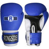 Ringside Pro Style Boxing Gloves - Angle 2