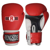 Ringside Pro Style Boxing Gloves - Angle 5