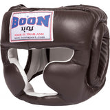 Boon Sport Leather Full-Face Headgear - Main