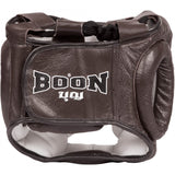 Boon Sport Leather Full-Face Headgear - Angle 3