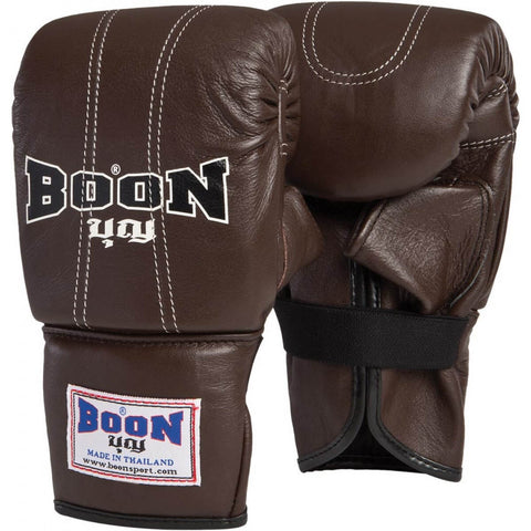 Boon Sport Leather Professional Bag Gloves - Main
