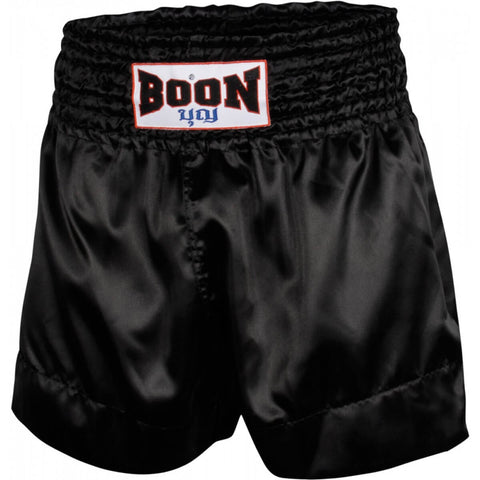 Boon Sport Satin Thai Shorts - Main