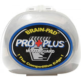 Brain Pad Pro+ Maximum Protection Mouthguard - Angle 2