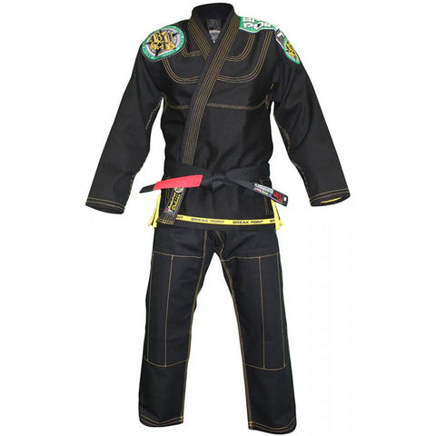 Break Point Bts Light Weight Deluxe Jiu-Jitsu Gi - Main