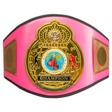 Championship World Title Belt - Angle 3