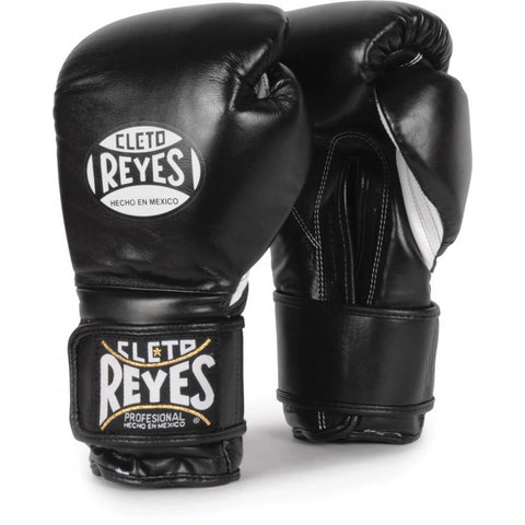 Cleto Reyes Hook & Loop Leather Boxing Gloves - Main