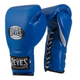 Cleto Reyes Lace Up Training Gloves - Angle 2