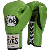 Cleto Reyes Professional Fight Gloves - Angle 3