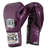 Cleto Reyes Professional Fight Gloves - Angle 6