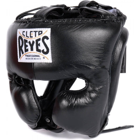 Cleto Reyes Traditional Headgear W- Cheek Protection - Main