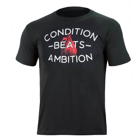 Condition Beats Ambition T-Shirt - Main