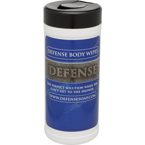Defense Soap Body Wipes 40 Ct Pack - Main