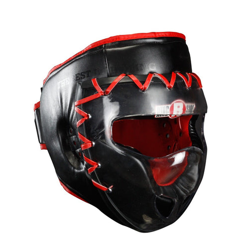 Ringside No Contact Headgear With Plastic Shield - Main