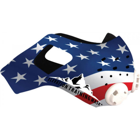 Elevation Training Mask V2.0 All American Sleeve - Main