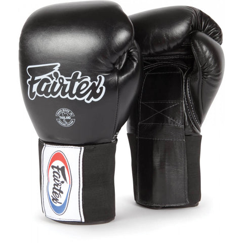 Fairtex Safety Leather Training - Sparring Gloves - Main