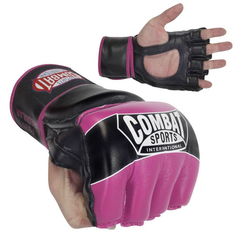 Combat Sports Pro Style Classic MMA Gloves - Angle 7