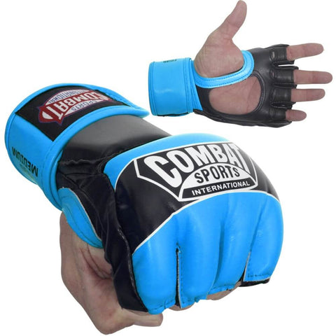 Combat Sports Pro Style Classic MMA Gloves - Angle 8