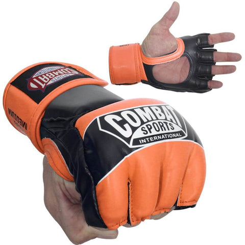 Combat Sports Pro Style Classic MMA Gloves - Angle 6
