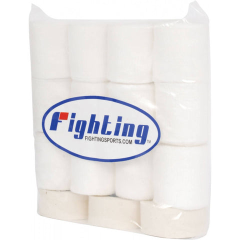 Fighting Sports Quick Trainers Pack - 12 Gauze Rolls, 3 Tape Rolls - Main