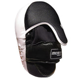 Meister Cowhide Leather Curved Punch Mitts - Angle 3