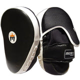 Meister Cowhide Leather Curved Punch Mitts - Main