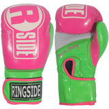 Ringside Women's Apex Bag Gloves - Angle 3