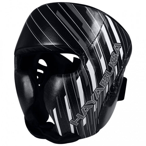 Hayabusa Black Ikusa Charged Headgear - Main
