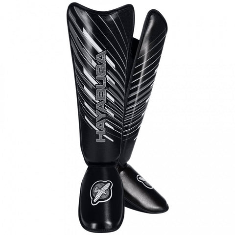 Hayabusa Charged Shin Guards - Main
