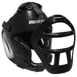 Meister Leather Headgear W/Removable Face Cage - Main
