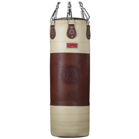 Ringside Heritage 90 lb. Leather Heavy Bag - Main