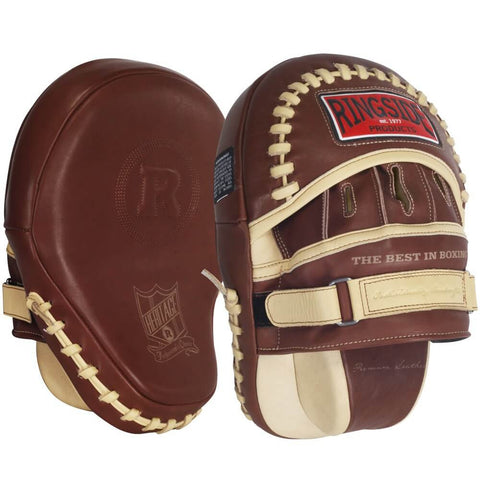 Ringside Heritage Punch Mitts - Main