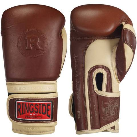 Ringside Heritage Pro Bag Gloves - Main