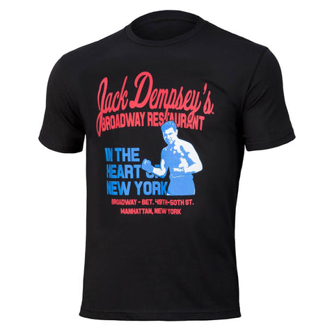 Jack Dempsey Broadway Restaurant Legacy T-Shirt - Main