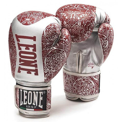 Leone Maori Patterned Fitness Boxing Gloves - Main
