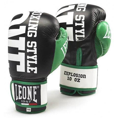 Leone Sport Italian Style Explosion Boxing Gloves - Main