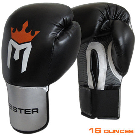 Meister Silver Series Mesh Training Gloves - Main