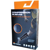Meister Graduated Compression Leg Sleeves - Angle 10