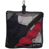 Meister Hand Wrap Wash Bag W/Clip - Angle 2