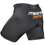Meister Crown Vale Tudo Fight Shorts - Angle 3