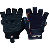 Meister Solid Fit Weight Lifting Gloves - Angle 2
